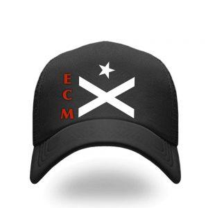 Gorra Graduable Bandera Negre (Sta Eulalia)