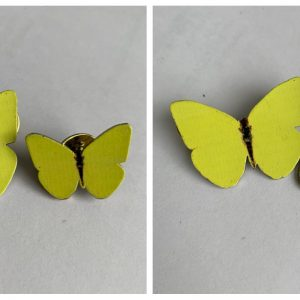 Pin Mariposa GRAN