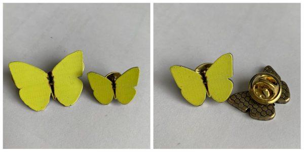 Pin Mariposa perita